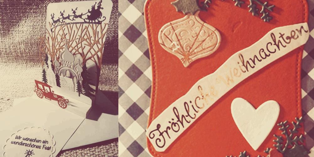 Karte - Christmas