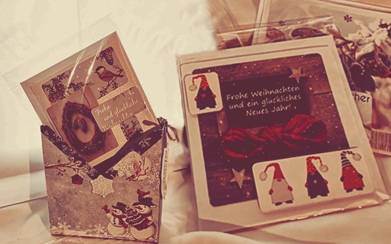 Karten - Geschenkset III